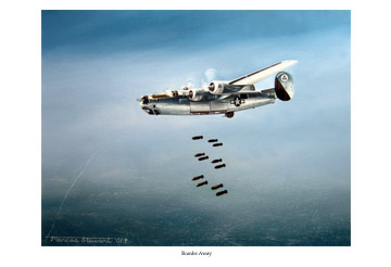 Bombs Away by Marc Stewart