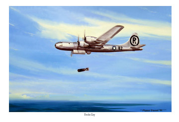 Enola Gay by Marc Stewart