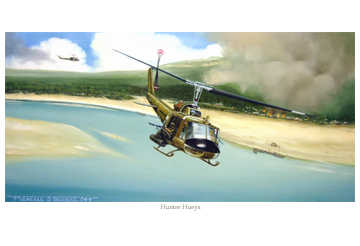 Hunter Hueys by Marc Stewart