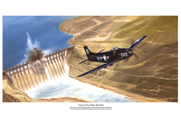Last of the Dambusters by Marc Stewart