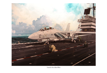 Launch the Alert Five by Marc Stewart
