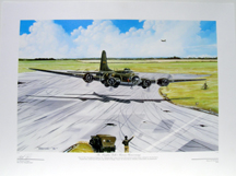 The Memphis Belle's Historic Homecoming by Marc Stewart