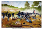 The Battle of Utoy Creek
